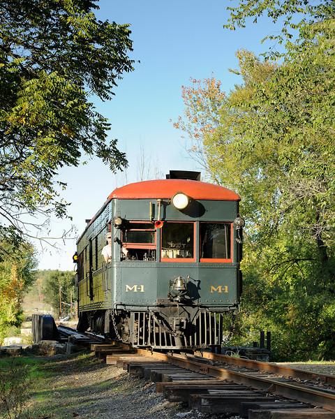M-1 at Blacklog Creek Bridge