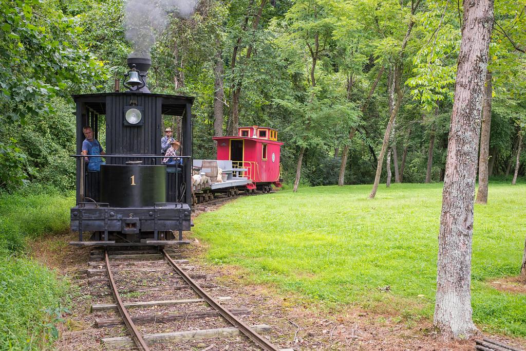 Locust Heights & Western Railroad