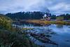 Smith Lake Blue Hour