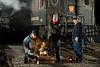 Railroad Museum of Pennsylvania 1/ 3s, at f/4 || E.Comp:-6 / 6 || 110mm || WB: 3330K 0. || ISO: 800 || Tone:  || Sharp:  || Camera: NIKON D700on: 2013:02:18 17:28:02