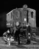 Railroad Museum of Pennsylvania 1/ 2s, at f/4 || E.Comp:0 || 86mm || WB: 3330K 0. || ISO: 800 || Tone:  || Sharp:  || Camera: NIKON D700on: 2013:02:18 17:29:52