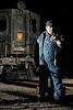 Railroad Museum of Pennsylvania 1/ 8s, at f/5.6 || E.Comp:0 || 80mm || WB: 3330K 0. || ISO: 800 || Tone:  || Sharp:  || Camera: NIKON D700on: 2013:02:18 18:31:44