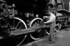 Strasburg Engine House - Oiling Around
