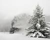 Helmstetter's Curve Snowstorm