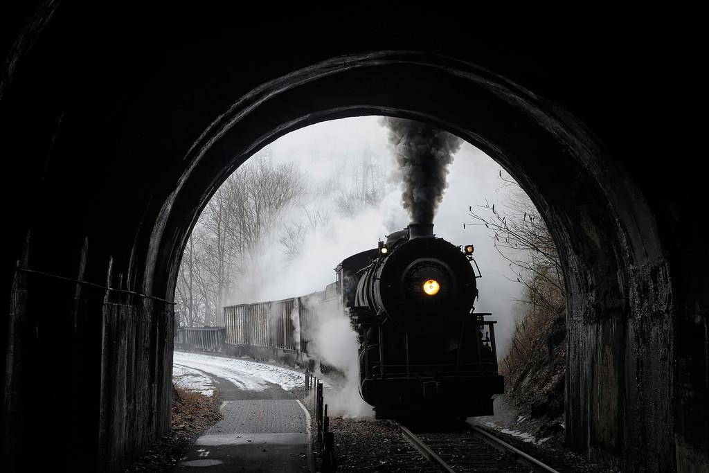 Brush Tunnel - East Portal