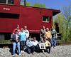Western Maryland Scenic Railroad, Richard Markle Photo Special 1/ 350s, at f/8    E.Comp:0    28mm    WB: AUTO 0.    ISO: 200    Tone:     Sharp:     Camera: NIKON D700on: 2011:04:30 11:28:50