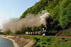 Western Maryland Scenic Railroad, Richard Markle Photo Special 1/ 350s, at f/8    E.Comp:3/6    52mm    WB: CLOUDY 0.    ISO: 200    Tone:     Sharp:     Camera: NIKON D700on: 2011:04:30 08:25:21