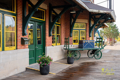 Railway Museum of Eastern Ontario, Smith Falls, Ontario