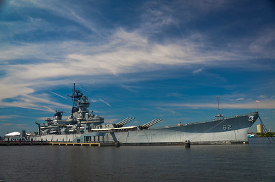 USS New Jersey - Camden, New Jersey