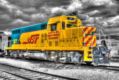 Sante Fe Southern Railway - Sante Fe, New Mexico