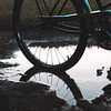 """Two Wheel Reflection"""