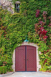 Winery Doors