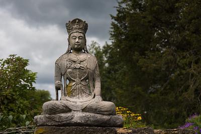 Buddha at Taliesin East