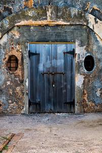 El Morro Door