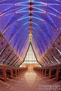 U.S. Air Force Academy Chapel