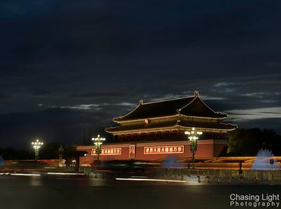Tiananmen at Night