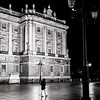 Night Stroll at the Royal Palace