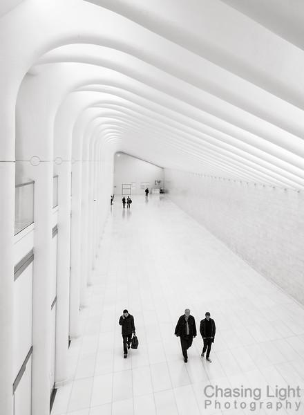 World Trade Center Train Station