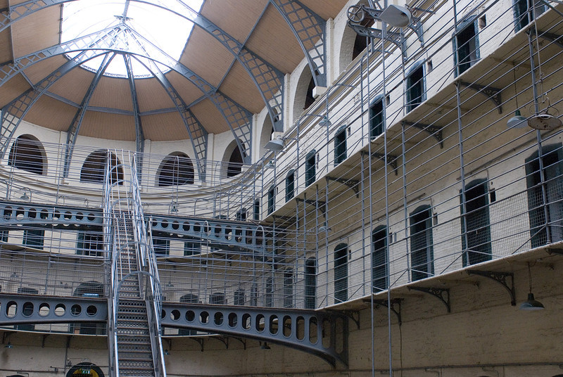 6.5.2007 -- Kilmainham Jail in Dublin
