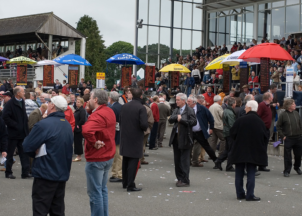 6.04.2007 -- The Naas races.