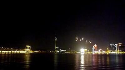 2012 澳門煙火節 泰國