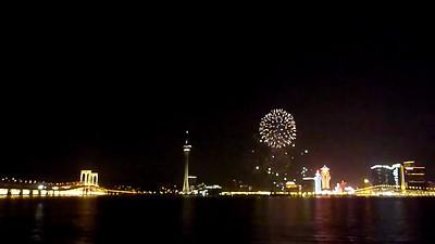 2012 澳門煙火節 韓國