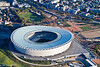 2010 Summer World Cup Stadium in Cape Town