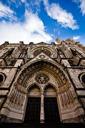 "Cathedral Church of St. John the Divine<br /> <br /> Photographing New York City. <a href=""http://amzn.to/dfgnyc"">http://amzn.to/dfgnyc</a>"