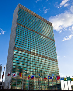The United Nations  Photographing New York City. http://amzn.to/dfgnyc