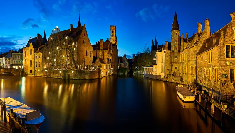 A Quiet Night in Bruges
