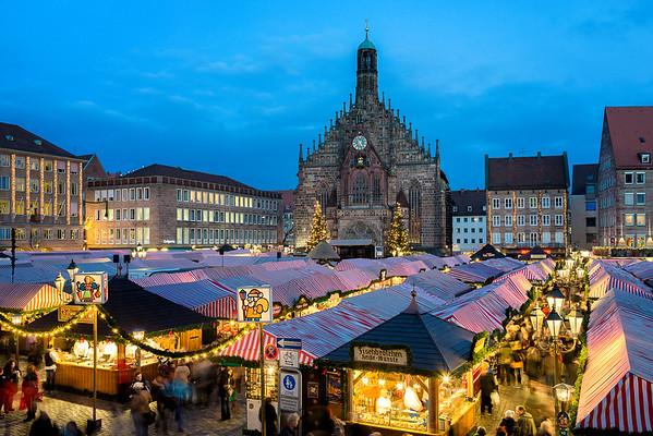 Christmas in Nuremberg