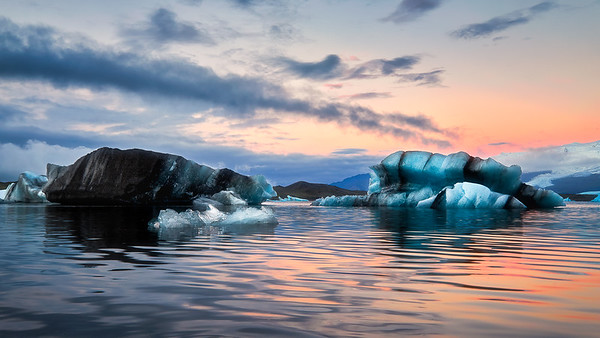 Reflections of an Ice Age