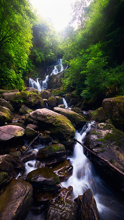 Torc Waterfall – Killarney National Park, Ireland