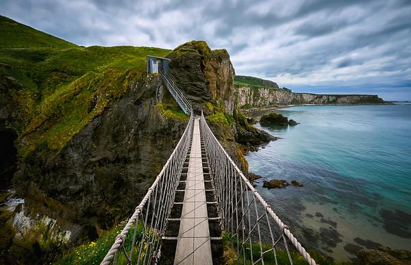 Passage to the Emerald Isle