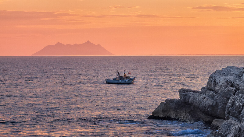 Sunset Seas