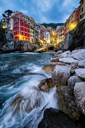 A Village on the Rocks