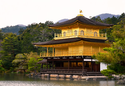 The Golden Pavilion II