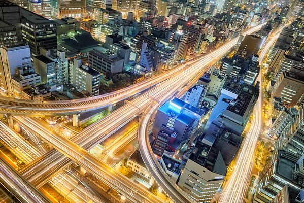 The Beating Heart of Osaka
