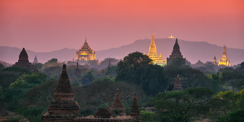 Land of Ten Thousand Temples