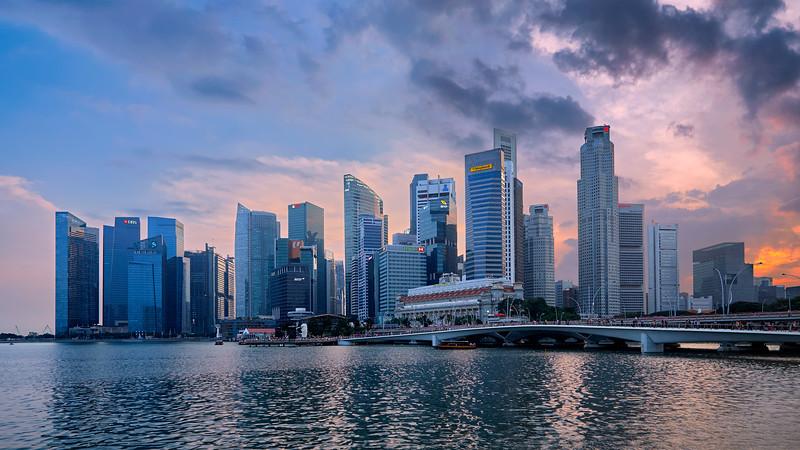 Singaporean Sunsets