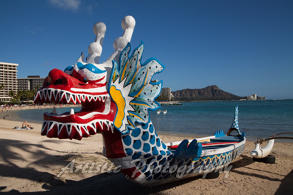 Diamond Head Dragon