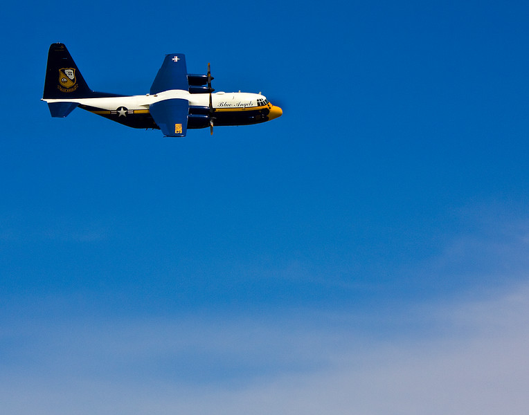 Blue Angels C130 Fat Albert