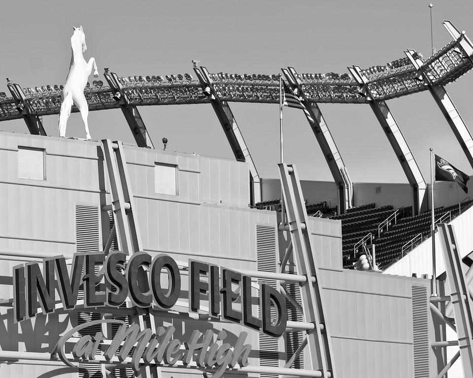 Invesco Field Denver Colorado