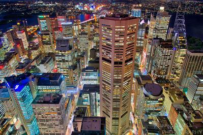 Sydney - Looking North