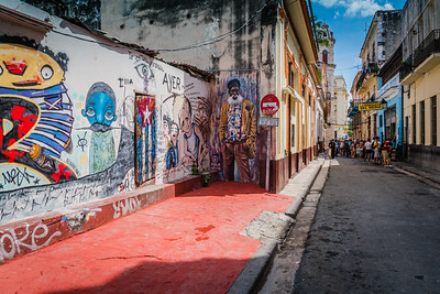 La Bodeguita Del Medio in Havana