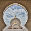Domes of the Grand Mosque