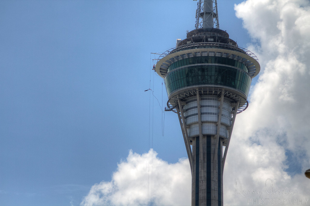 World's Highest Bungy Jump in Macau