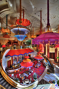 Parasol Down inside the Wynn Hotel and Casino