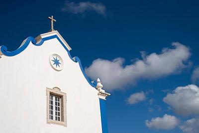 Ericiera Church, Igreja de Santa Marta, Portugal
