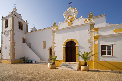 Church in Alvor, Portugal